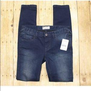 Women's 29x31 Free People Jeans 27 Skinny Low Rise